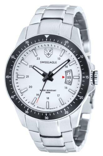 Swiss Eagle SE-9032-22 Reloj de Hombres