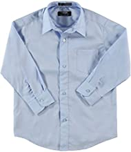 French Toast LS Button-Down Shirt Sizes 2T - 20