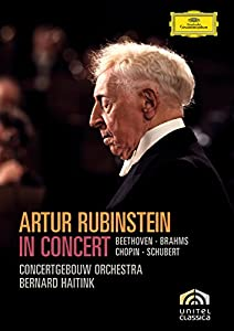 Artur Rubinstein - Artur Rubinstein plays Beethoven, Brahms, Chopin