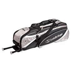 Buy Louisville Slugger Genesis Wheeled Bag by Louisville Slugger