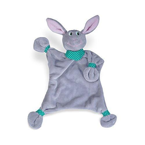 Blankey Pets Plush Security Blanket - Bunny Rabbit