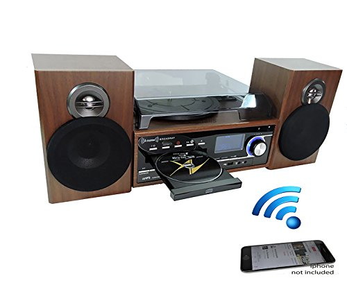 steepletone-broadway-4-in-1-bluetooth-music-centre-with-cdfm-radio3-speed-record-player-has-facility