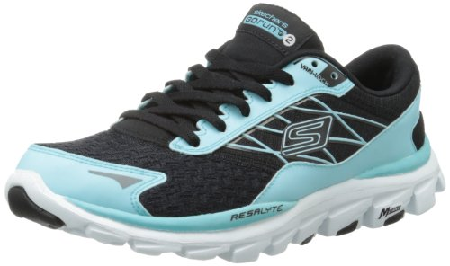 Skechers Men's Go Run Ride 2-Nite Owl Glow-In-the-Dark Running Shoe
