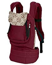 36509918e82 Buy Hunnt® Cotton Baby Carrier Infant Comfort Backpack Buckle Sling Wrap -  Fashion Full Pad Adjustable