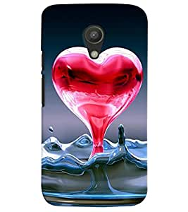 Motorola MOTO G2 MULTICOLOR PRINTED BACK COVER FROM GADGET LOOKS