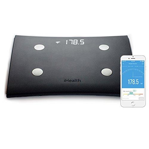 iHealth 23507 HS5 Bilancia Wireless con 9 Parametri