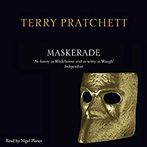 Maskerade: Discworld, Book 18 | [Terry Pratchett]