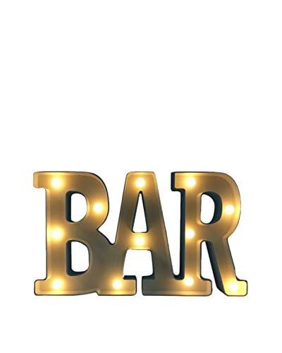 LO+DEMODA Decoración Pared LED Bar