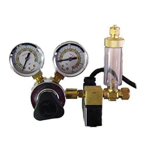 Milwaukee Instruments Co2 Regulator with Solenoid