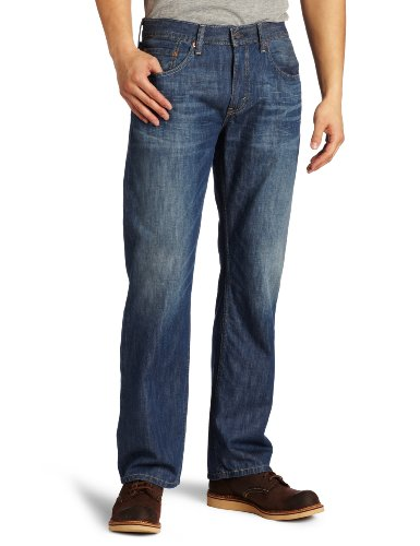 Levi's Mens 559 Relaxed Straight Jean, Blue Collar,