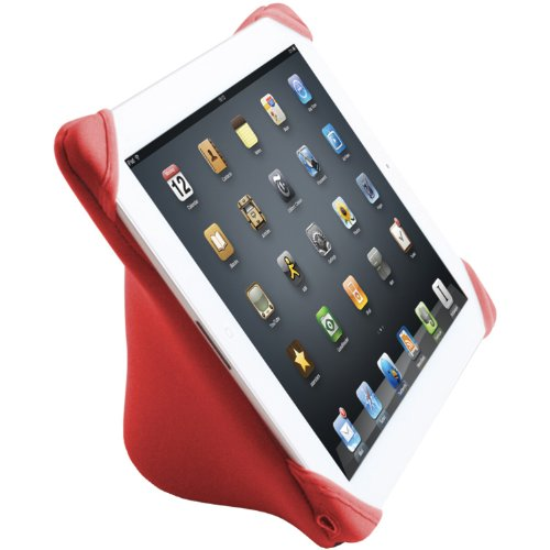 Tablet Pal Mini 7-8 Inches Universal Tablet Holder/Pillow - Red front-562738