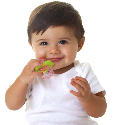 Nuby Chewbies Silicone Teether