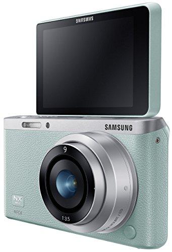 Samsung NX Mini 20.5MP CMOS Smart WiFi & NFC Compact Interchangeable