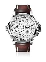 Timecode Reloj de cuarzo Marconi 1896 Marrón 46 mm