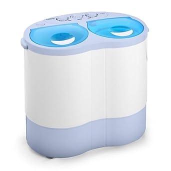 klarstein mnw db3 camping waschmaschine mit schleuder 2kg. Black Bedroom Furniture Sets. Home Design Ideas