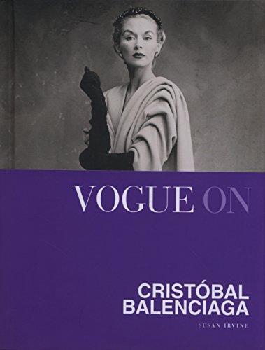 Vogue on Cristobal Balenciaga: Vogue on Designers