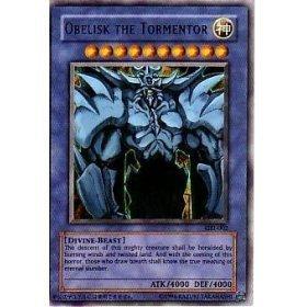 Yu-Gi-Oh! Obelisk the Tormentor Card