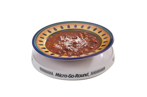 Nordicware 8-Inch Mini Micro-Go-Round