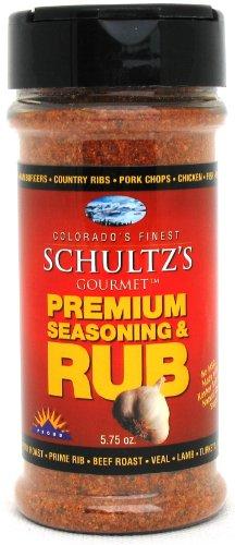 Schultz'S Gourmet Premium Seasoning & Rub