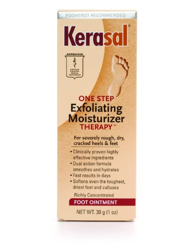 Kerasal 30Gm Exfoliating Moisturizing Foot Ointment