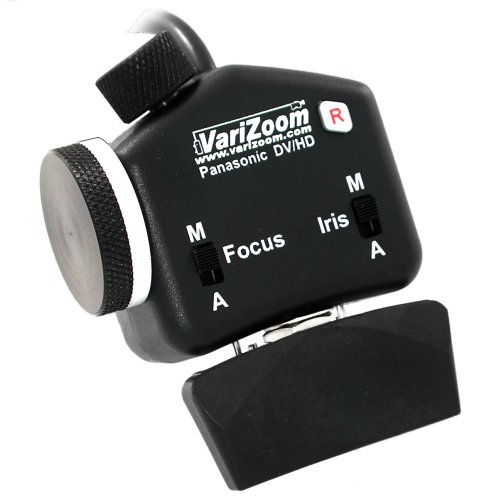 Varizoom Rock Style Zoom, Focus, Iris control Only for HVX200 and DVX100B camcorders Special Offers