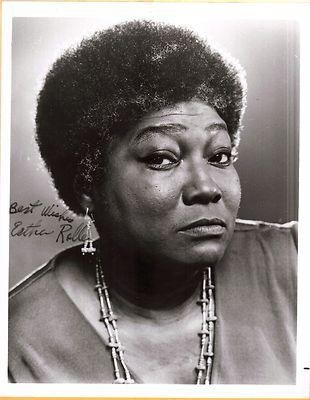Esther Rolle-Signed Photo-27 Ab at Amazon's Entertainment Collectibles ...