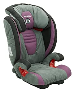 RECARO ProBOOSTER High Back Booster Car Seat, Riley