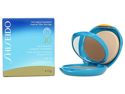 Shiseido UV Protective Compact Foundation SPF30 dark ivory SP70 fondotinta compatto solare