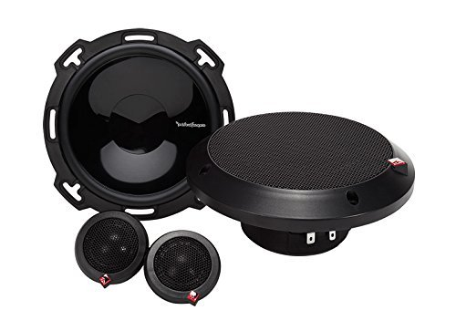 "Rockford Fosgate P165-S 6.5"" Punch Series Car Audio Component System"