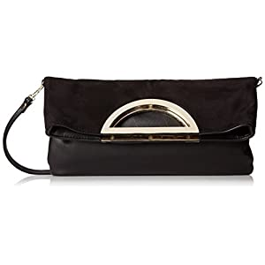 Aldo Seikola Clutch Handbag,Black,One Size