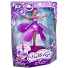 Flutterbye Pink African American Flying Fairy Doll