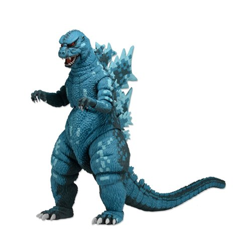 NECA Video Game Appearance Godzilla Head To Tail Action Figure, 12""