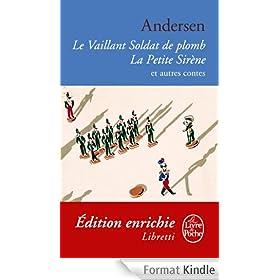 Le vaillant soldat de plomb / La petite sir�ne et autres contes (Classiques t. 14949)