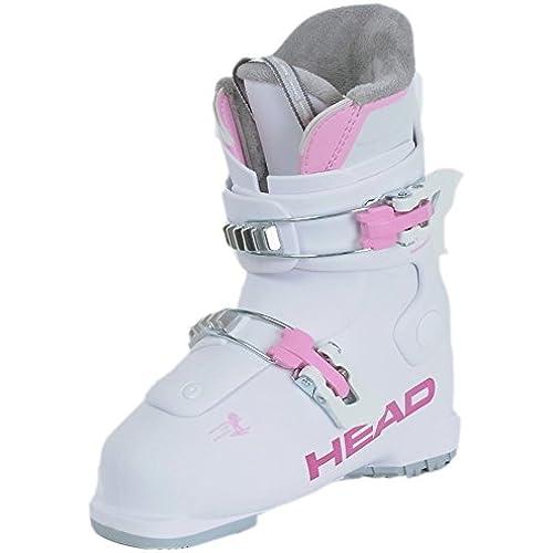 [해외] HEAD(헤드) 쥬니어(키즈・아이) 스키화 Z2 16-17모델 화이트X핑크 21.5-Z2