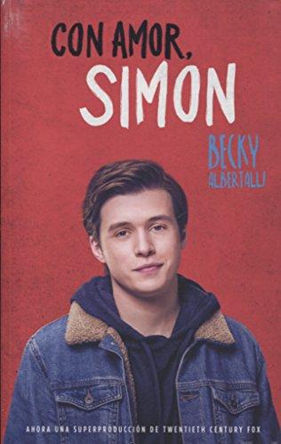 Con amor, Simon  [Becky Albertalli] (Tapa Blanda)