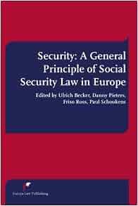 Amazon.com: Security: A General Principle of Social ...