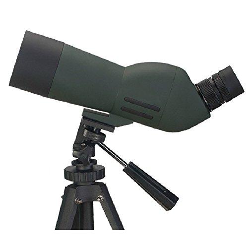 Beileshi Hd Wide Angle 12-36X60 Zoom High Power Monoculars With Tripod(Black)