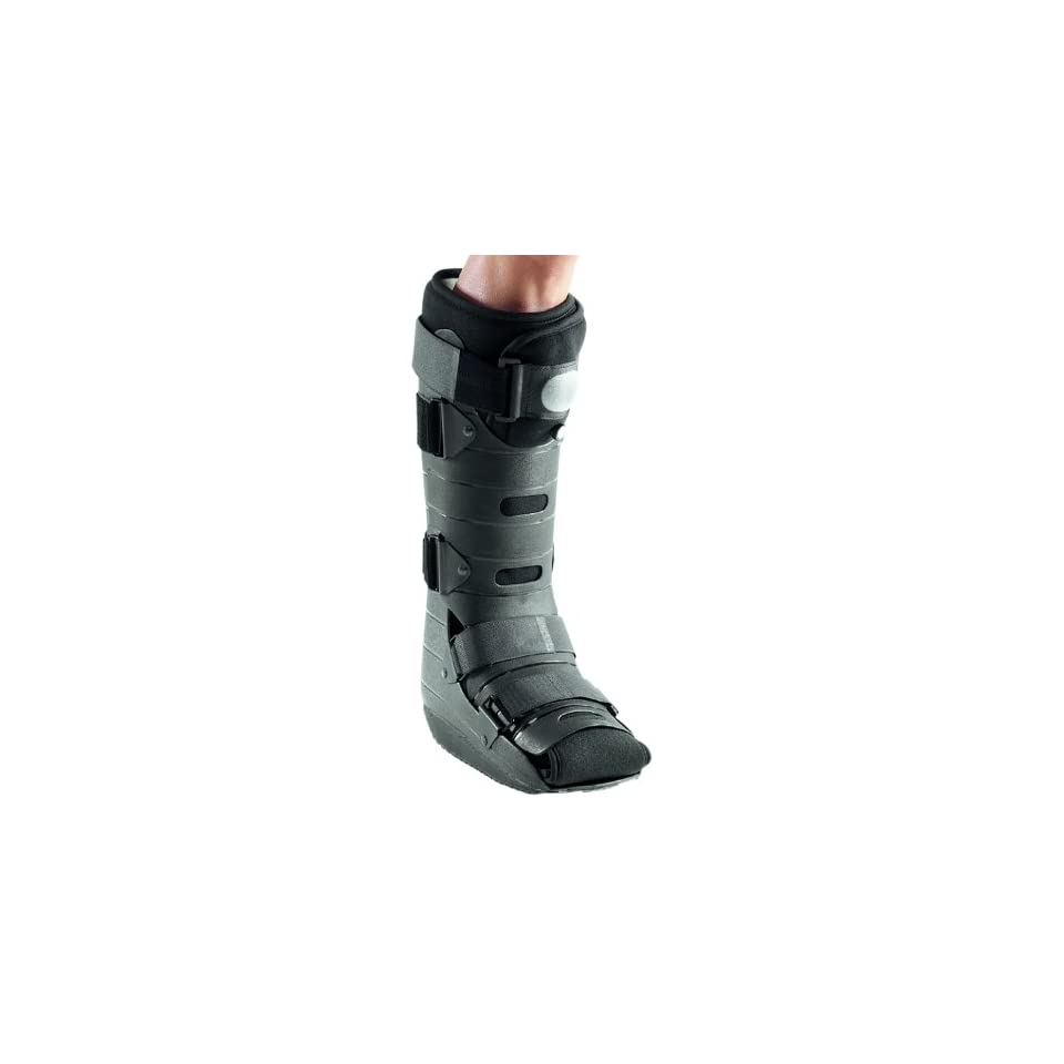 Nextep Contour Shell Air Cast Walker Cast Walking Boot Brace on