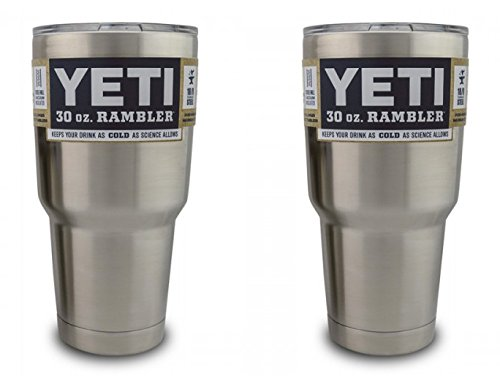Yeti Rambler Tumblers, Set of 2