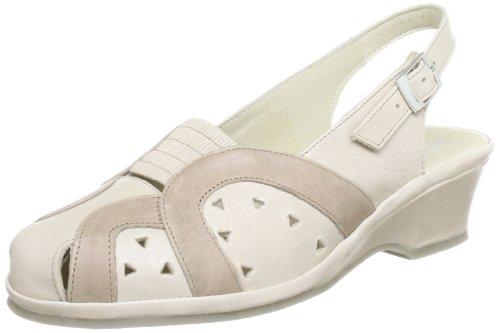 Comfortabel 720072 Sandals Womens Beige Beige (pearl 8) Size: 4 (37 EU)
