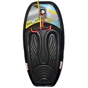 Buy Hydroslide Junior Powerboard Magna Trainer Kneeboard, Black, 43-Inch by Hydro Slide
