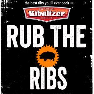 Ribalizer Rub The Ribs Custom Spice Blend