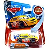 Disney Pixar Cars - Lenticular Eyes - #41 RPM No64