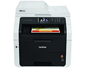 Brother Printer MFC9330CDW Wireless All-In-One Color Printer with Scanner, Copier and Fax by Brooks Brothers