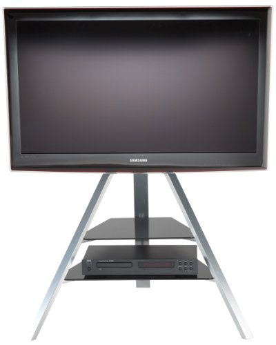 Alphason VAN840/2-BR-PB LED TV Stand