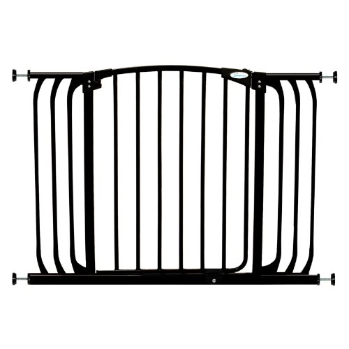 Dreambaby Swing Closed Hallway Security Gate, Black