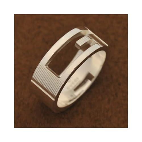 GUCCI(グッチ) グッチ 032660-09840/8106/22 リング 指輪・リング ・サイズ(幅):約0.8cm (GU-03266-0-09840-8106-22)[並行輸入品]