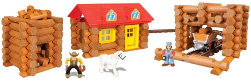 Juego Lincoln Logs Redwood Junction