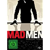 "Mad Men - Season 3 [4 DVDs]von ""Jon Hamm"""
