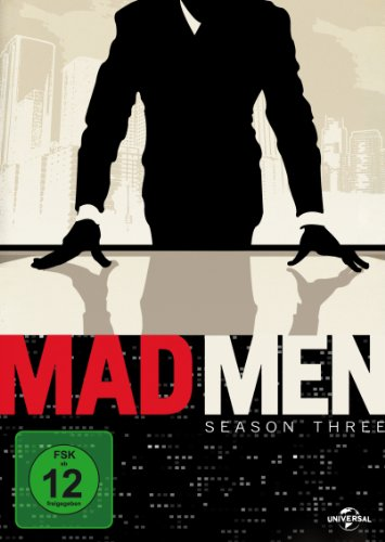 Mad Men: Season 3 [4 DVDs]